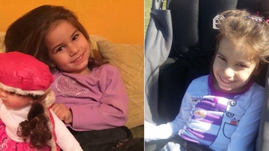 6-годишната Ани от Търговище се нуждае от нашата помощ