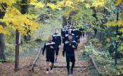 Черно море започна тренировки с крос на Аладжа манастир