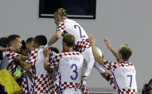 Хърватия събра всички звезди под знамената за Мондиала
