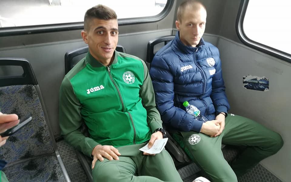 Националите отпътуваха за мача със Саудитска Арабия в Лисабон