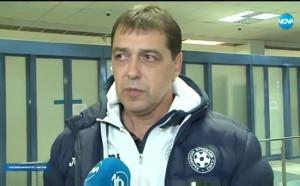 Хубчев настоява за две силни проверки през март
