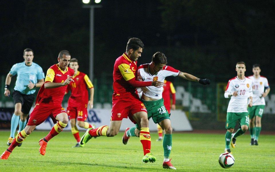 С хикс срещу Черна гора младежите се отдалечиха от второто място