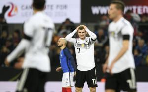 Германия измъкна хикс от Франция в продължението /видео/