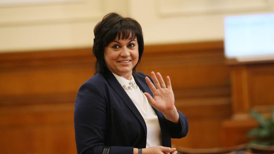 Скандал в парламента, изгониха Нинова