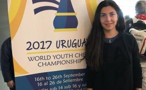 Габриела Антова с добро класиране на Световното по шах в Италия