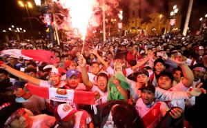 Леко земетресение в Перу след гола на Фарфан