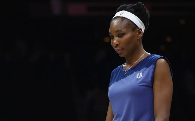 Американската тенисистка Винъс Уилямс стана жертва на грабители, които проникнаха