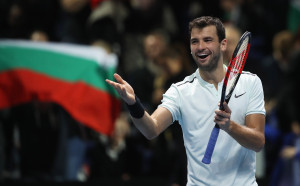Григор: С българските флагове над мен това е прекрасно усещане