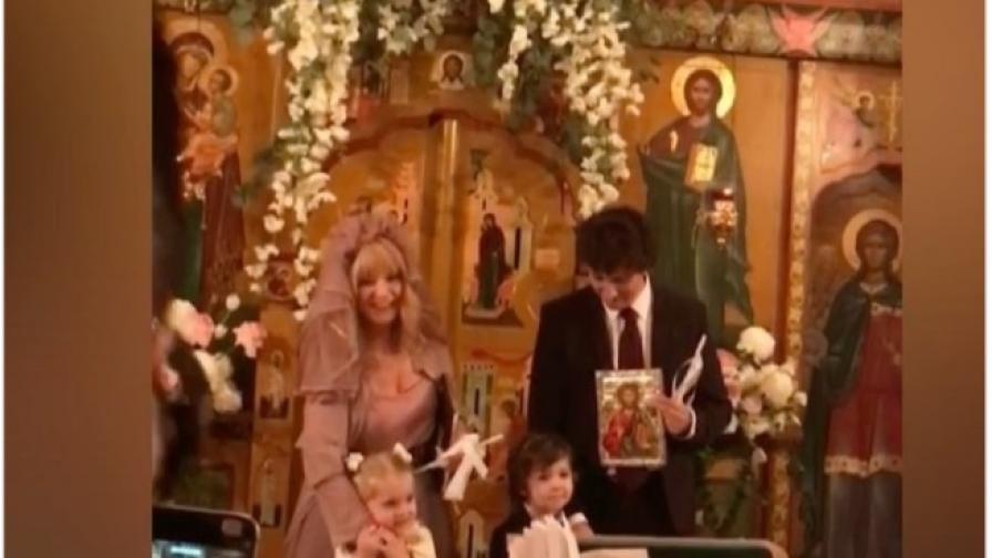 На 68 Алла Пугачова се венча в църква