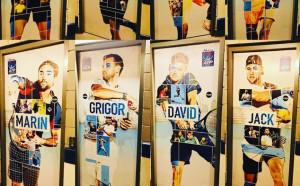 Как глезят Григор и останалите звезди на Финалите в Лондон?