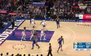 Шампионът в НБА навакса тлъст пасив, за да пречупи Филаделфия