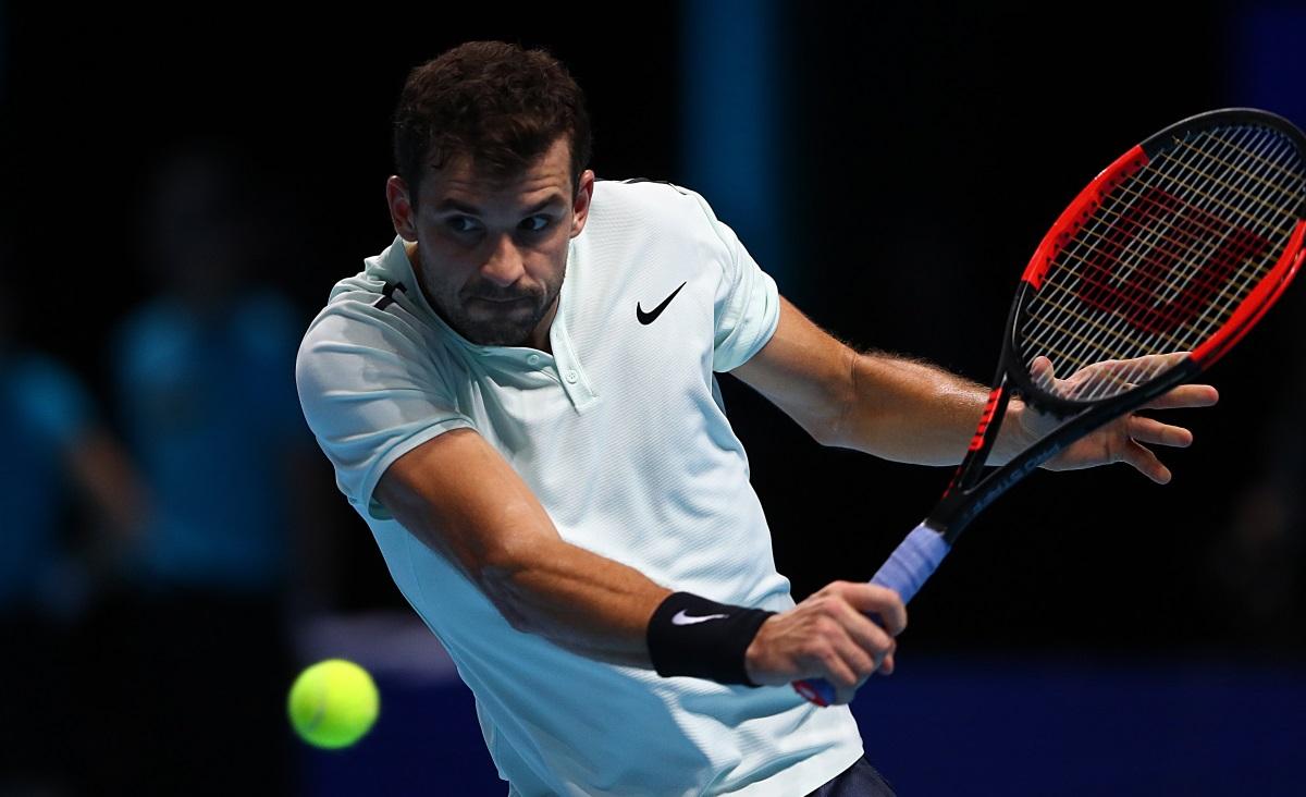 След като победи Джак Сок с 4:6, 6:0, 6:3 на полуфинала, българският тенисист се класира за финала на заключителния за годината турнир на Мъжката тенис асоциация в британската столица. В емоционално интервю след двубоя Гришо коментира, че съперникът му е много силен играч и му е създал доста проблеми. Победата на Гришо го изстреля на рекордната трета позиция в световната ранглиста за 2017 г., след Рафаел Надал и Роджър Федерер.