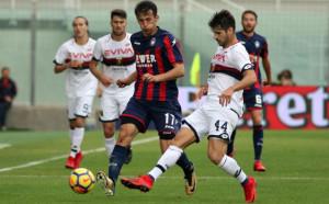 Дженоа победи Кротоне в българското дерби на Серия А