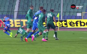 Витоша - Левски 0:0 /репортаж/