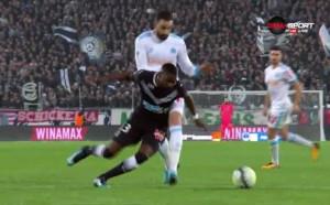 Сансон измъкна Марсилия срещу Бордо