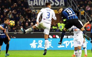 Икарди блести при нов успех на Интер, нерадзурите на 2 точки от лидера