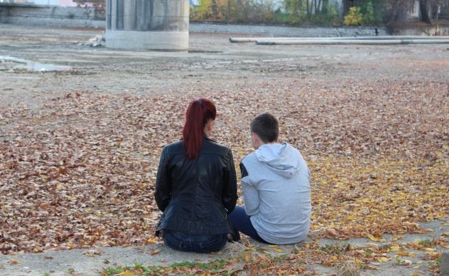 Децата преодоляват срама и страха и се учат как да се защитят от насилието. Източник: УНИЦЕФ България