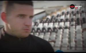 Иван Минчев: Единствената цел пред Славия е първата шестица