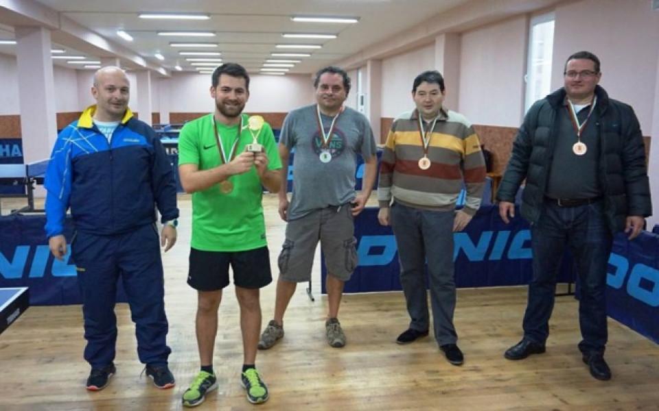 Gong.bg с шампион в Медийната лига по тенис на маса