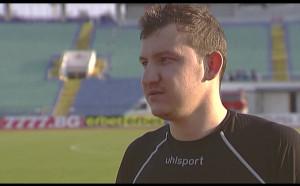 Тодор Неделев: Хубаво е да отбележим гол и да играем нашия футбол