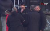 Шефовете на ЦСКА успокоиха тарторите на агитката