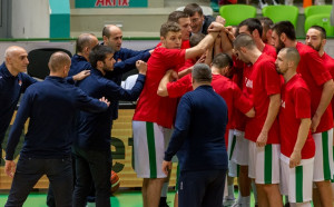Баскетболните национали вече са в Исландия