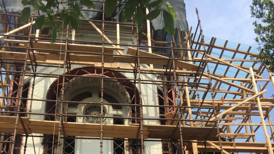 Желязната църква отворена - голям ден за България