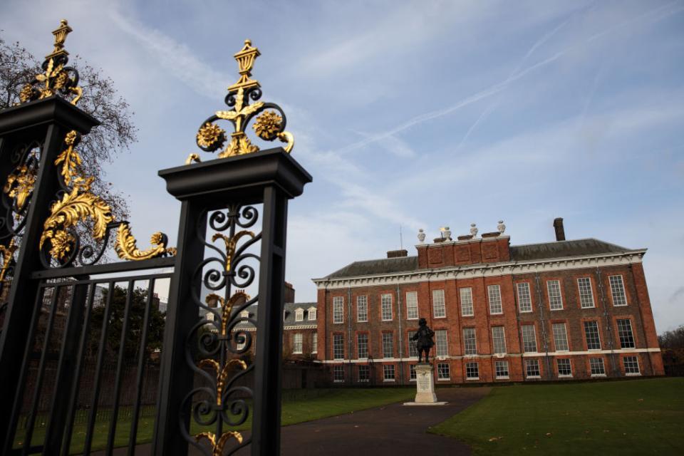 Дворецът Кенсингтън