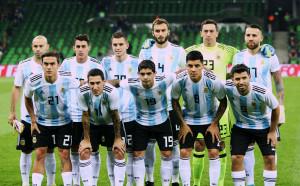 Аржентина тества силите си срещу Испания и Италия