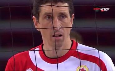 Христо Цветанов слага край на кариерата си в Левски
