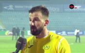 Васил Панайотов: Мачът се разви добре
