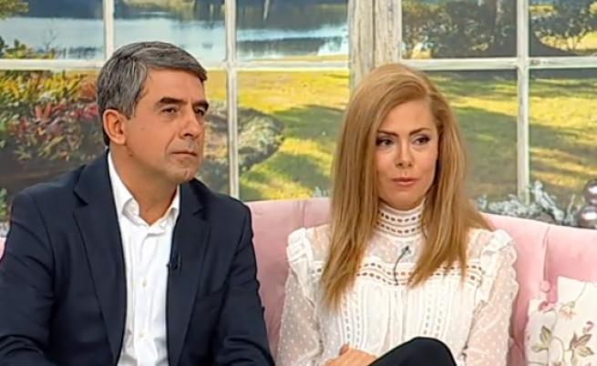 Росен Плевнелиев и Деси Банова сключиха брак