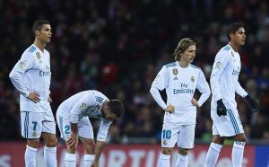 Клет Реал се спъна и в Билбао