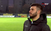Еуженио: Лесно е с Камбуров, благодаря на треньора
