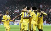 Без много-много пот Барса и Юве напред в Шампионската лига