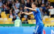 18 патрона за колата на футболист на Динамо Киев