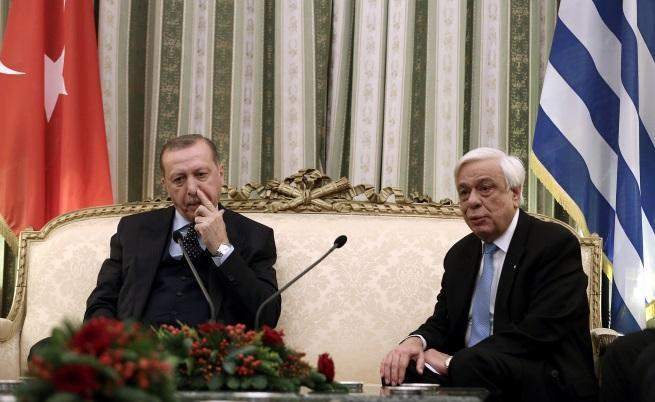 В Гърция Ердоган даде за пример разбирателството си с Бойко Борисов