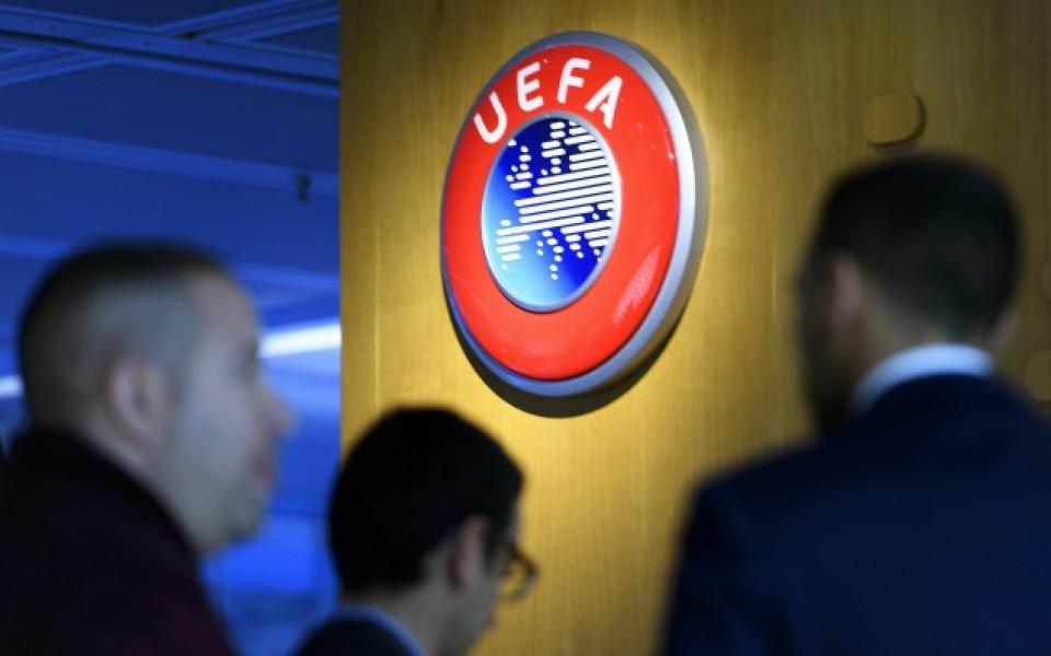 УЕФА вади Панатинайкос от евротурнирите?