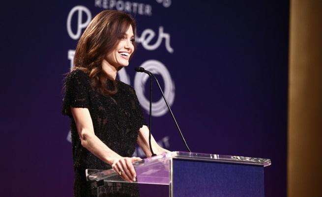 Анджелина Джоли с трогваща и силна реч за всички жени