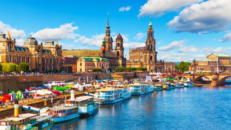 Дрезден - градът, в който се влюбих от пръв поглед