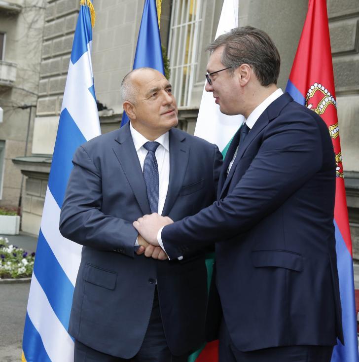 - Сръбската държава е втората страна от Западните Балкани, с която сключваме споразумение в тази област.