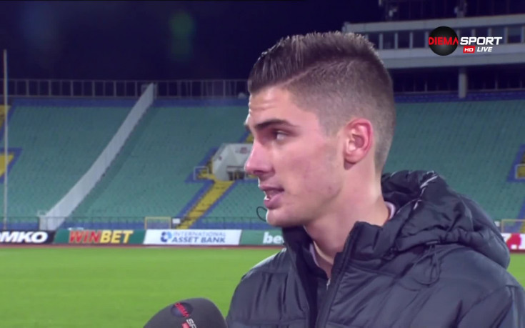 Андреа Христов: И срещу Левски показахме, че играем футбол