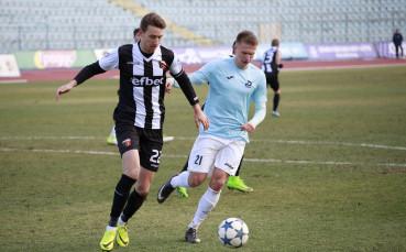 Следи с GONG.BG: Греда за Локо Пловдив срещу Дунав