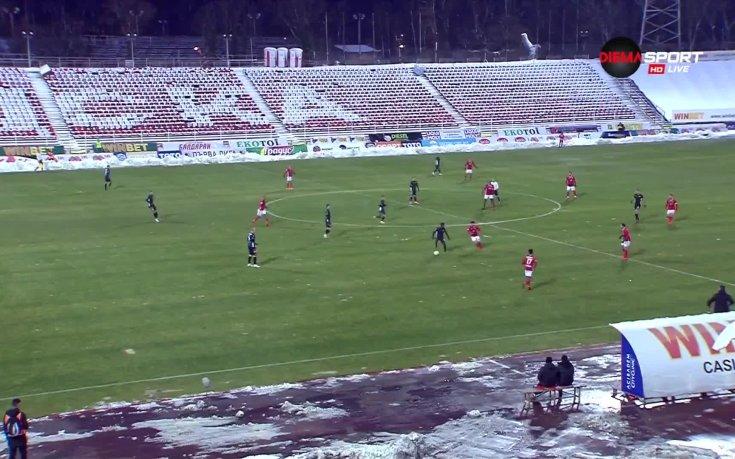 Чудесна комбинация и Десподов отново бележи за ЦСКА