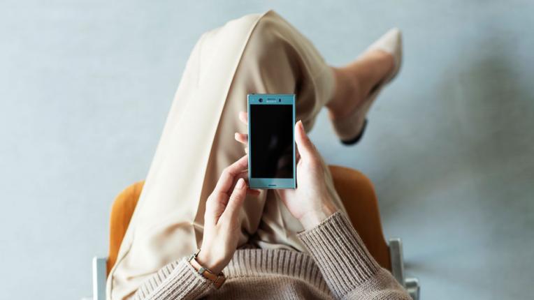 Xperia XZ1 Compact от Sony – за стилните и практични дами