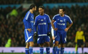 Роналдиньо и Фиго се включват в благотворителен мач под егидата на УЕФА и ООН