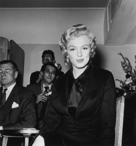 1955 г. Мерилин Монро