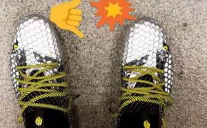 Гризман ще бори головата суша с уникални обувки