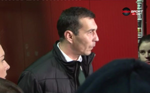 Петричев: Изобщо не е коментирана треньорска смяна