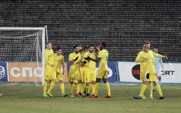 Левски оформи финалното каре за Kупата